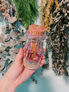 Self Love Spell Bottle