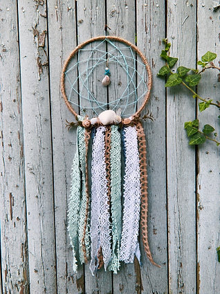 Of the Sea Dreamcatcher