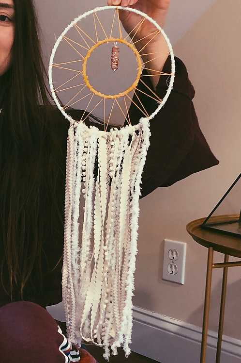 'The Sun' Dreamcatcher