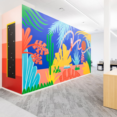 DFW Artists Get the Spotlight at IBM in Coppell with Eight Commissioned Works
