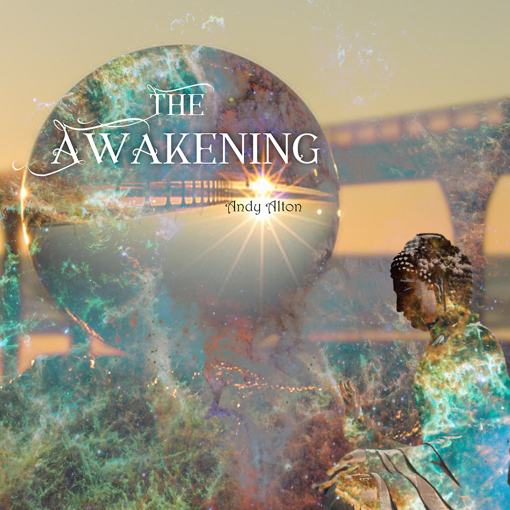 """The Awaking"" by Andy Alton album cover"