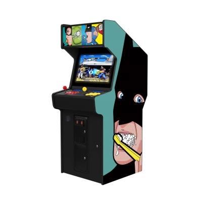 borne arcade Paris événement