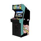 animation jeux vidéos pour séminaire et congrès, location borne arcade pour séminaire et congrès