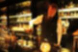Bar a whisky pour soiree prohibition