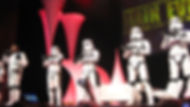 animation evenementielle storm troopers