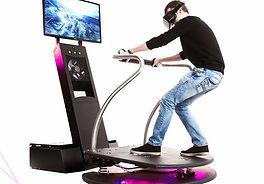 machine realité virtuelle, animation réalité virtuelle