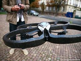 pilotage drône, animation course de drône