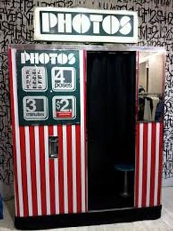 Animation cabine photo Paris