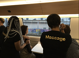 Stand massage pour soiree