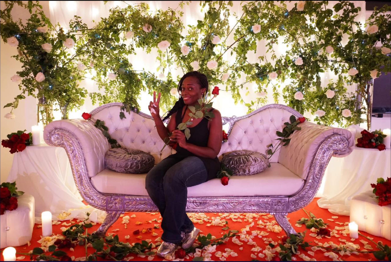 Décoration Florale Photobooth