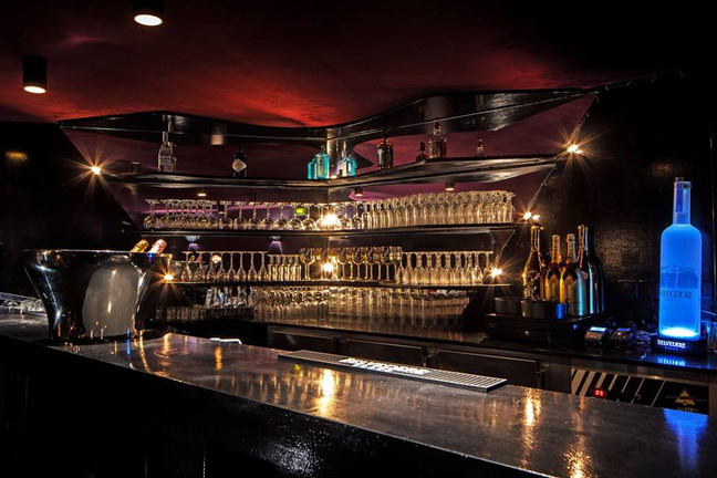 Second bar du Scarlett