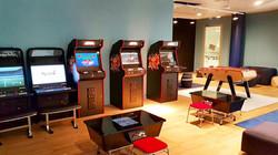 Location borne arcade vintage