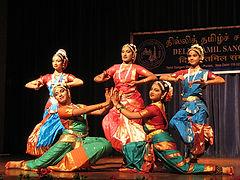 Danseuses indiennes pour soiree