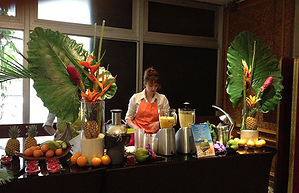 animation bar a smoothies, animation bar a fruits, animation bar vitaminé, animation evenement fruité