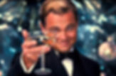 Animations pour soiree annees folles, gatsby