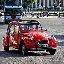 Location voitures anciennes paris