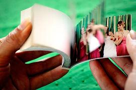 Photobooth livret animé pour evenement