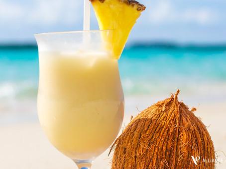 Les cocktails de Sevan à base de rhum