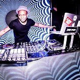 Location table DJ a LEDs