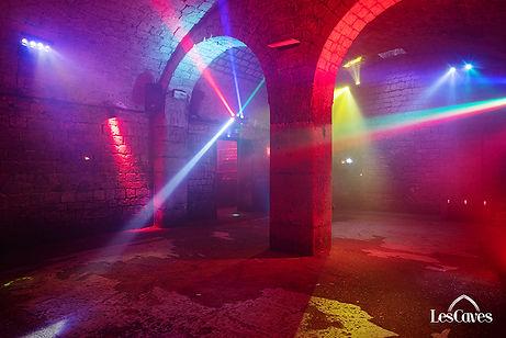caves chapelais jeu de lumières