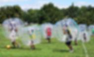 Bubble Soccer pour evenement