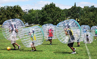 Location bubble soccer pour evenement et WEI