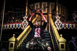 Acteurs Halloween pour soiree