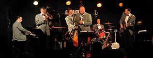 Groupe de jazz swing pour soiree