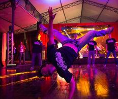 Show breakdance pour soiree