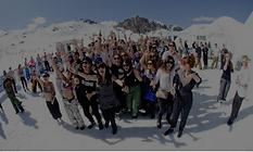 des animations pour un voyage étudiant au ski