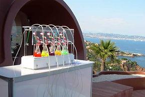 animation bar à oxygène, bar a oxygene pour soiree entreprise, animation innovante