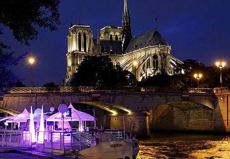 Péniche Notre Dame