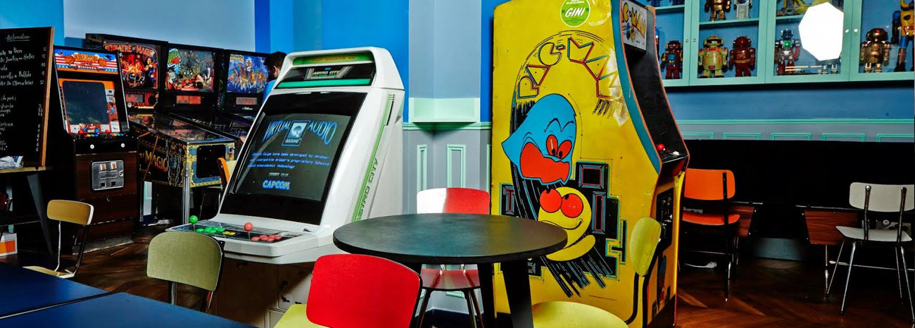Location borne arcade Ile de France