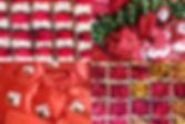 goodies noël, goodies christmas, decoration soiree noël, decoration soiree christmas