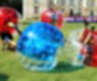 Location bubble soccer pour evenement et WEI