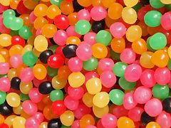 Bar a bonbons pour evenement et soiree