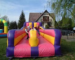 Location tire a l'elastique gonflable pour evenement et WEI