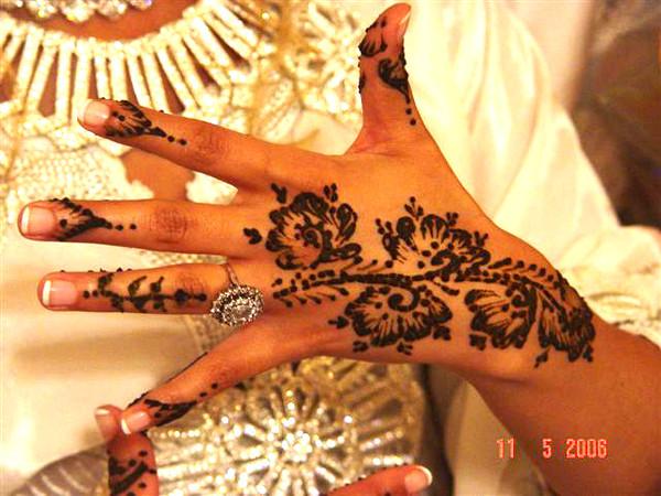 Animation tatouages éphémères henné