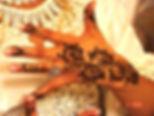 animation tatouages éphémères au Henné
