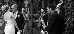 Groupe de jazz pour soiree
