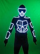 DJ à LEDs