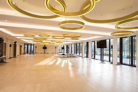 Pavillon Royal intérieur