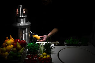 animation jus de fruits frais pressés, bar éphémère à jus de fruits frais pressés, animation bar à jus de fruits frais pressés