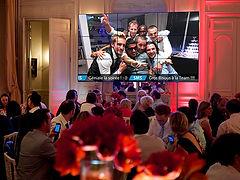 Social wall pour conference, social wall pour evenement entreprise