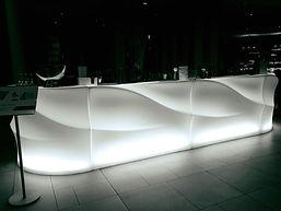 location bar onda lumineux