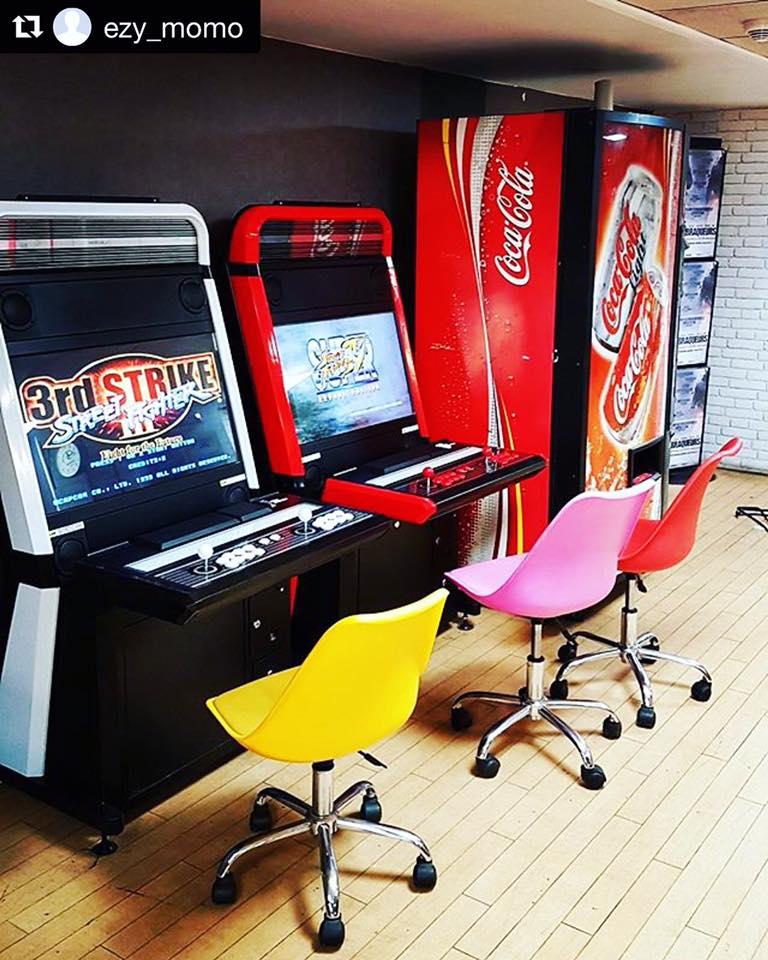 Location borne arcade jeux vidéos