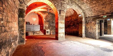 caves chapelais lumière de jour