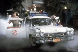 Cadillac Ambulance ECTO 1
