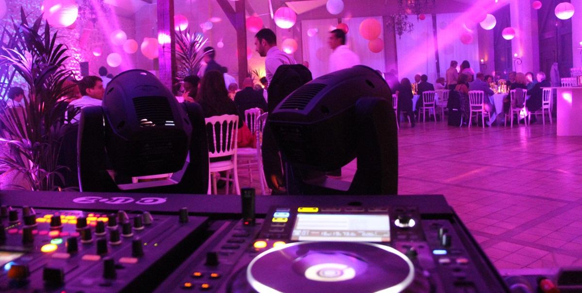 DJ pour Bar Mitzvah à Paris