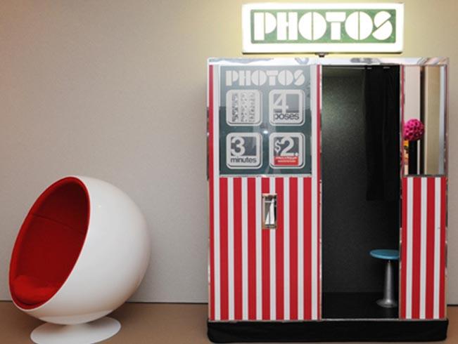 Location cabine photo Paris